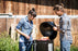 Napoleon Apollo 300 Charcoal Grill & Water Smoker AS300K-1
