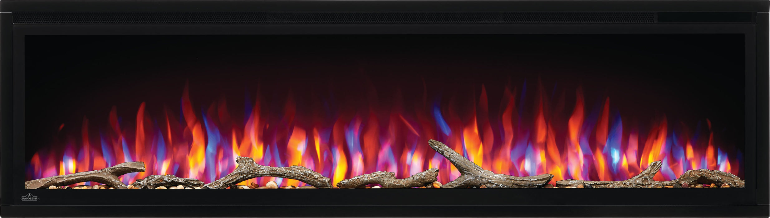 Napoleon Entice 60-In Wall Mount Electric Fireplace NEFL60CFH
