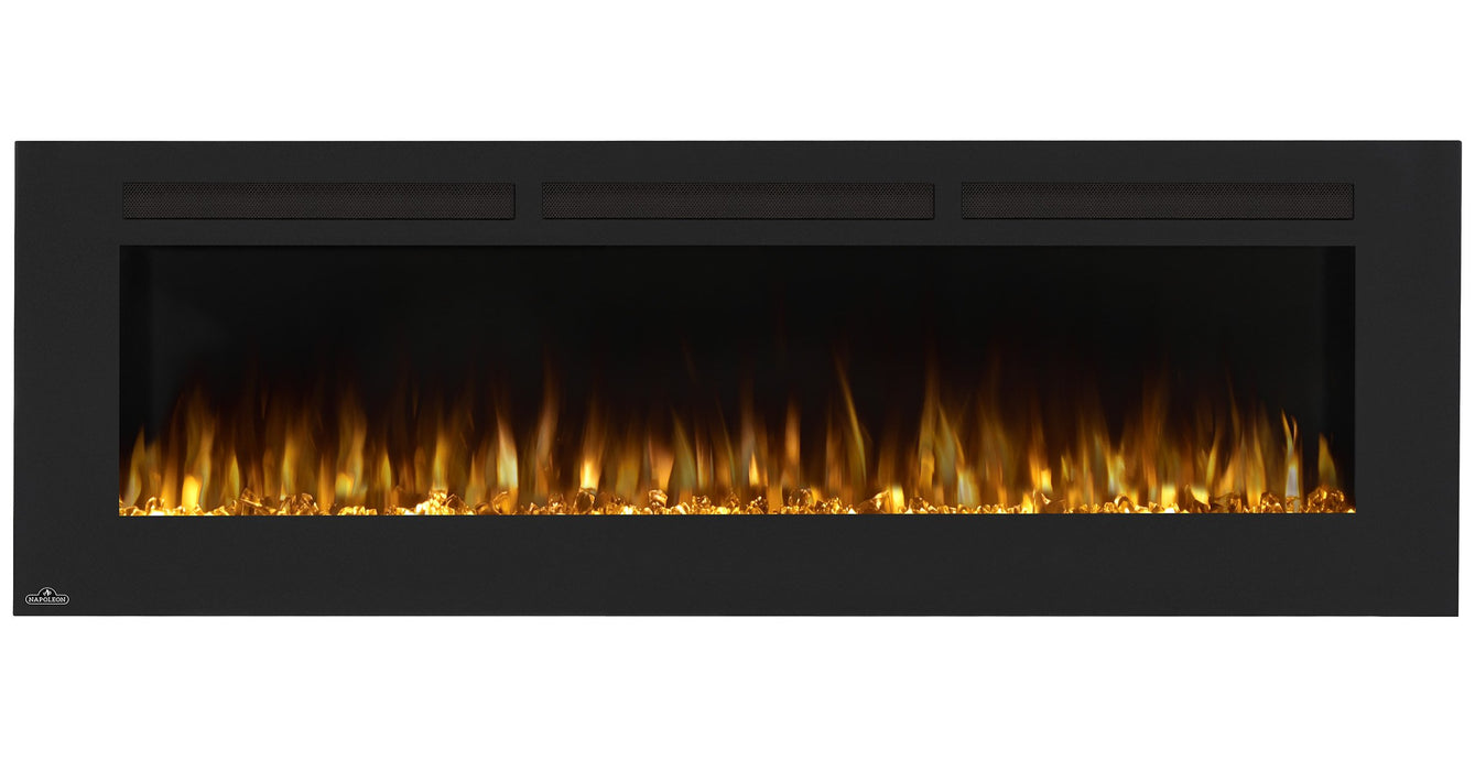 Napoleon Allure 72 - NEFL72FH - Wall Hanging Electric Fireplace, 72-in