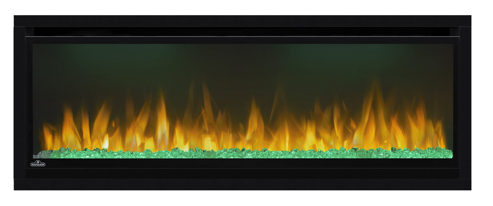 Napoleon Alluravision 42-In Deep Depth Wall Mount Electric Fireplace NEFL42CHD