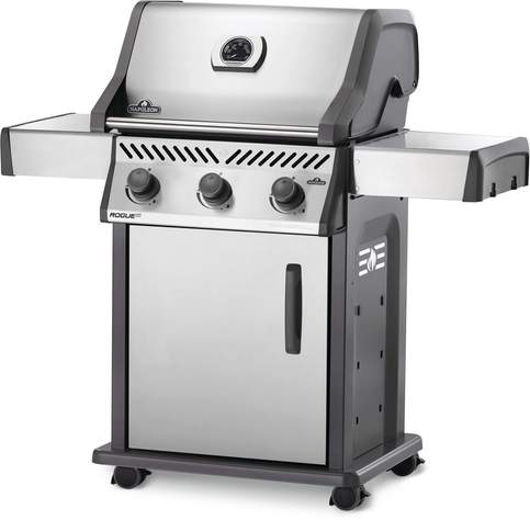 Napoleon Rogue XT 425 Gas Grill (Stainless Steel) RXT425-1