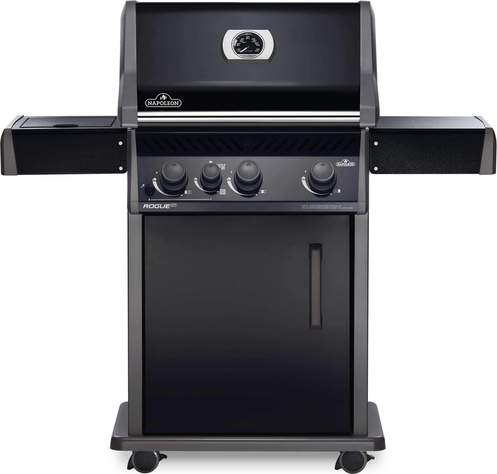 Napoleon Rogue XT 425 Gas Grill (Back) w/Side Burner RXT425SIB-1