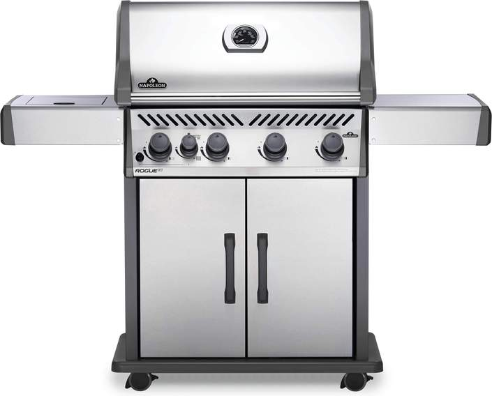 Napoleon Rogue XT 525 Gas Grill w/Infrared Side Burner RXT525SIB-1