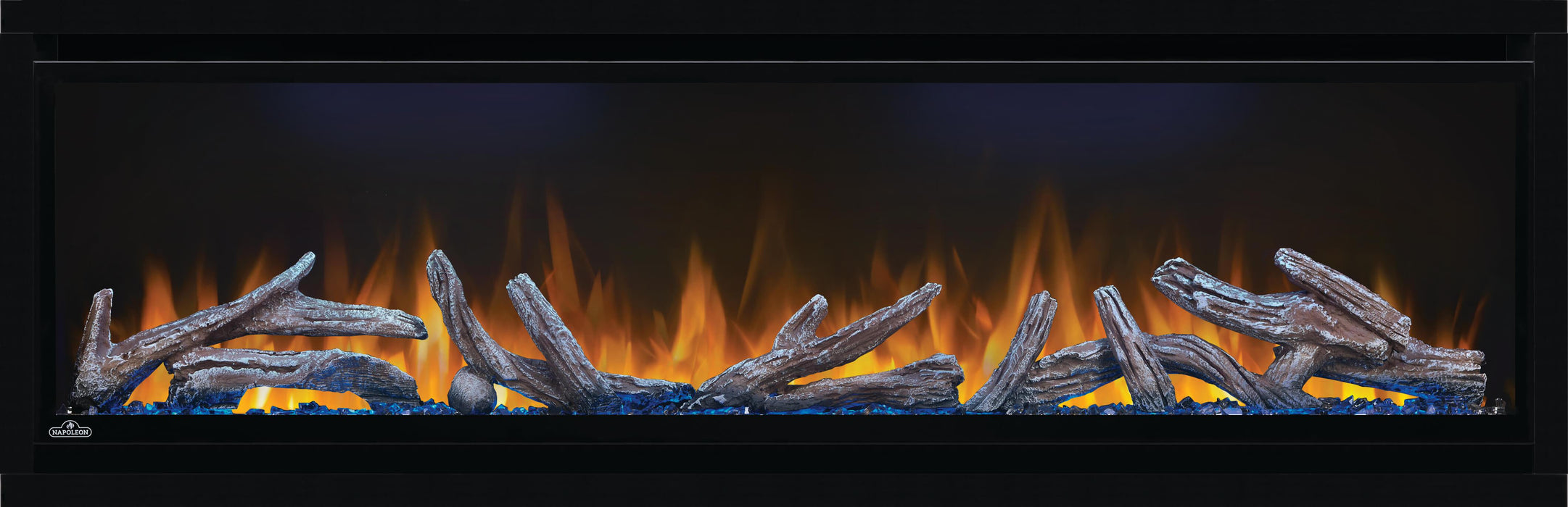 Napoleon Alluravision 50-In Deep Depth Wall Mount Electric Fireplace NEFL50CHD