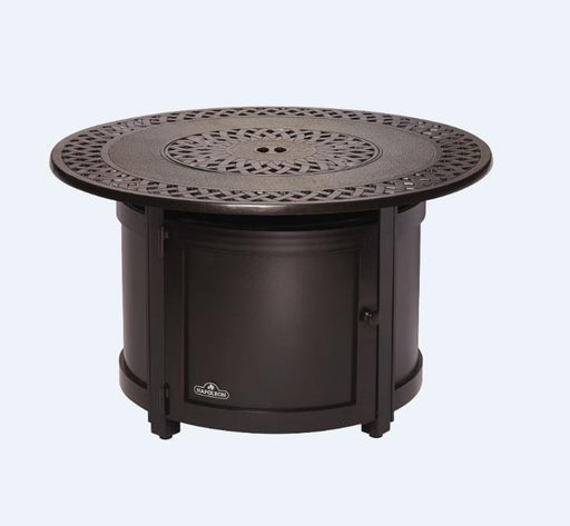 Napoleon Victorian Round Patioflame Table VICT3-BZ