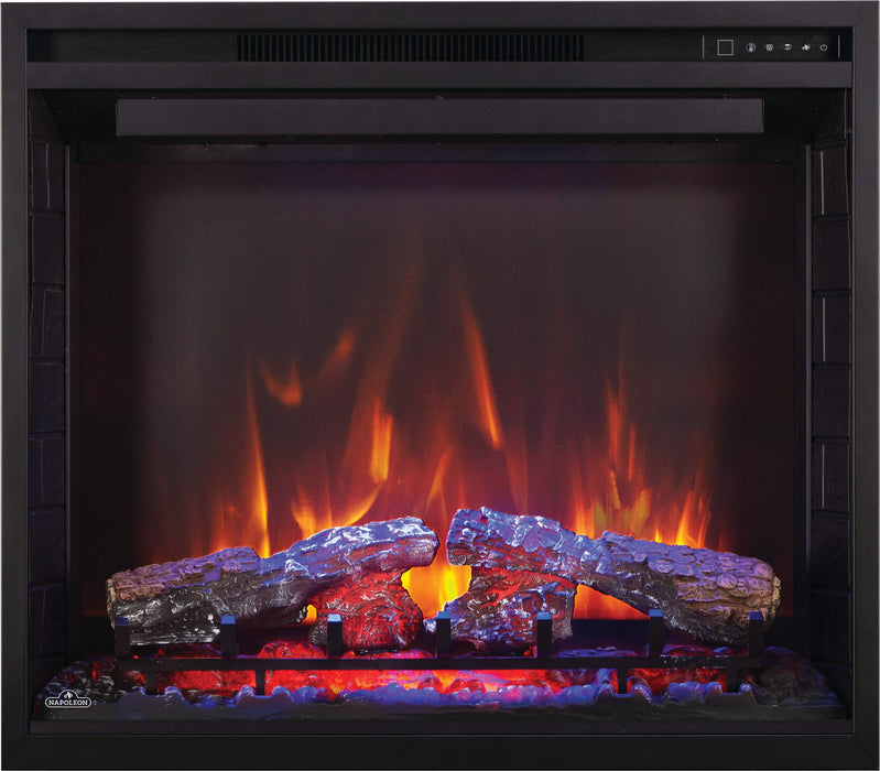 Napoleon Element 36 - NEFB36H-BS - Built-in Electric Fireplace, 36-in