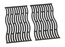 Two Cast Iron Cooking Grids for Triumph® 325