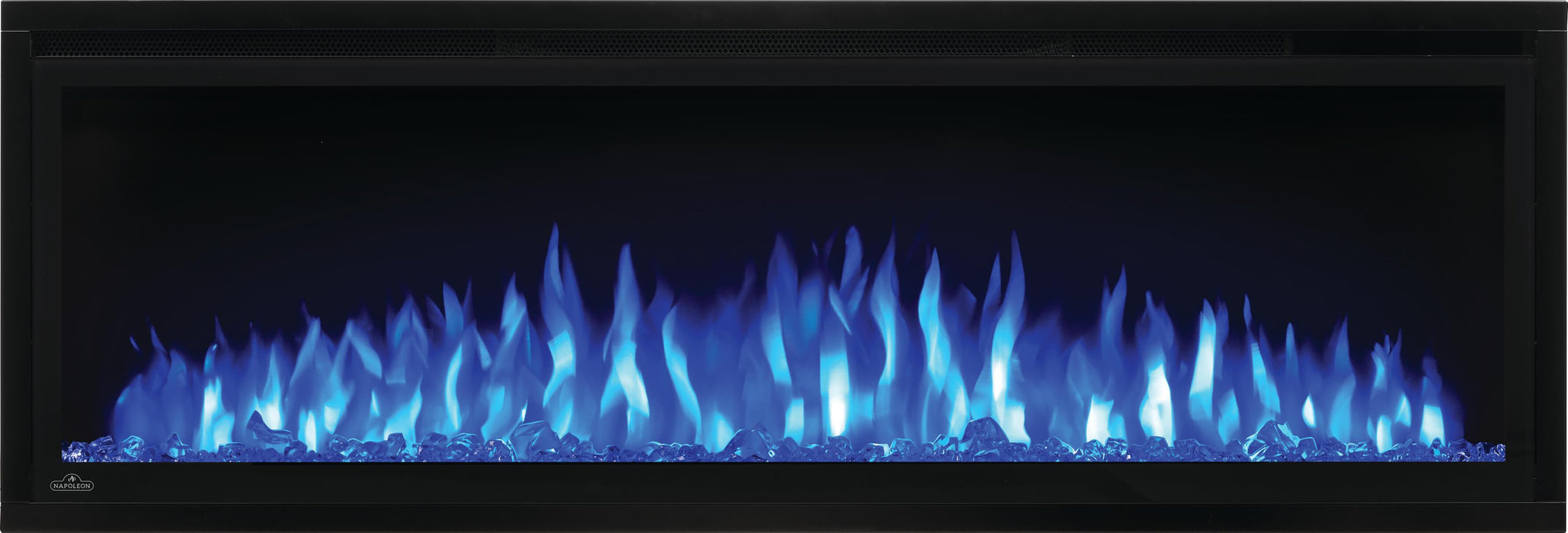 Napoleon Entice 50-In Wall Mount Electric Fireplace NEFL50CFH