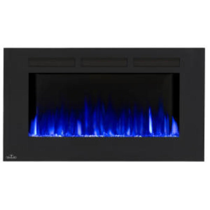 Napoleon Allure 50 - NEFL50FH - Wall Hanging Electric Fireplace, 50-in