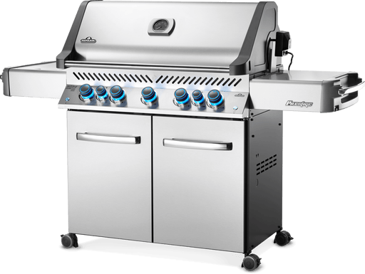 Napoleon Prestige 665 Gas Grill with Infrared Rear & Side Burners P665RSIB AVAILABLE MID OCTOBER 2020