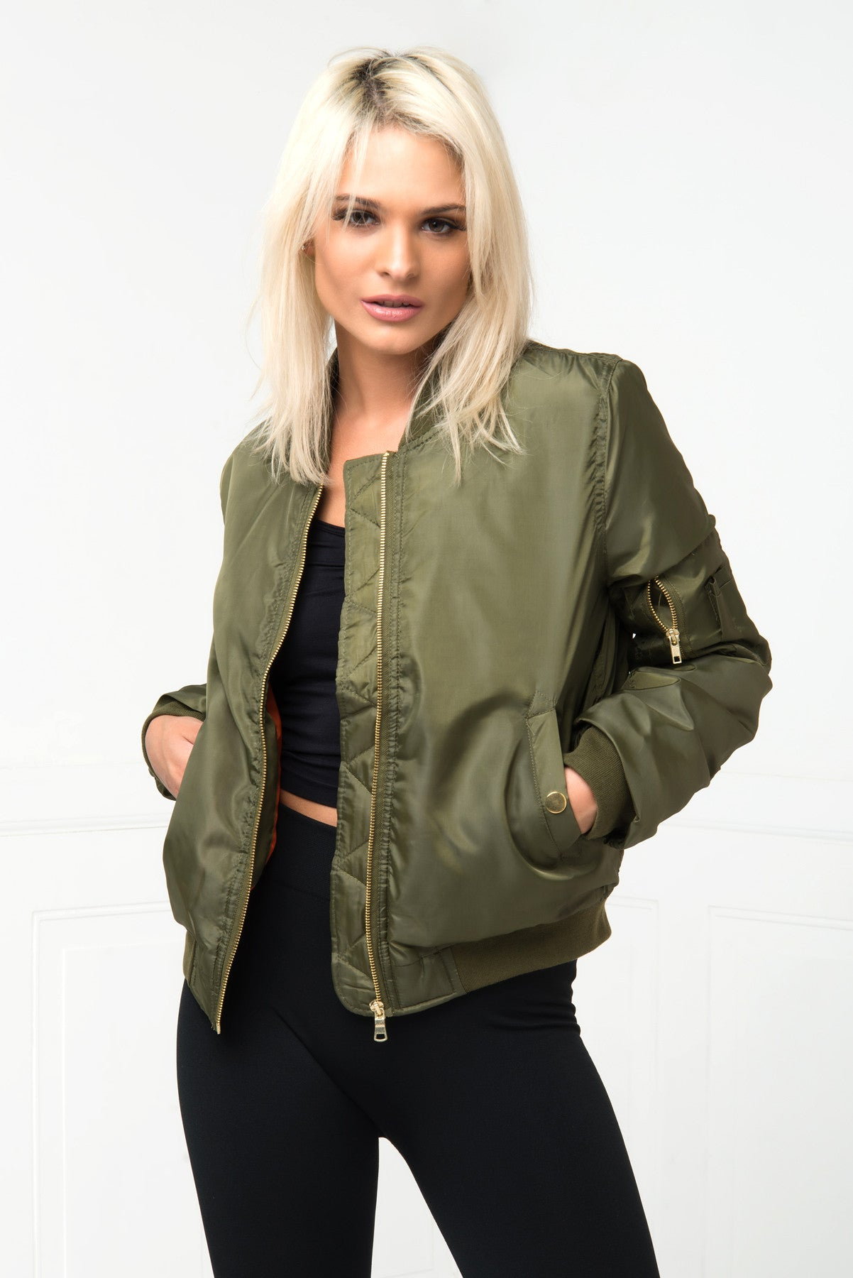 Neutral Zone Jacket - Fashion Effect Store  - 1