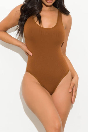 Break Free Bodysuit Chocolate