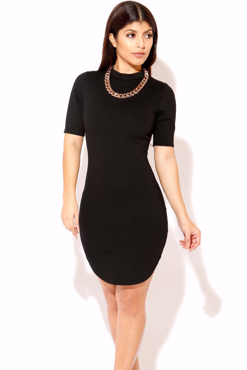 Paige Black Tunic - Fashion Effect Store  - 1