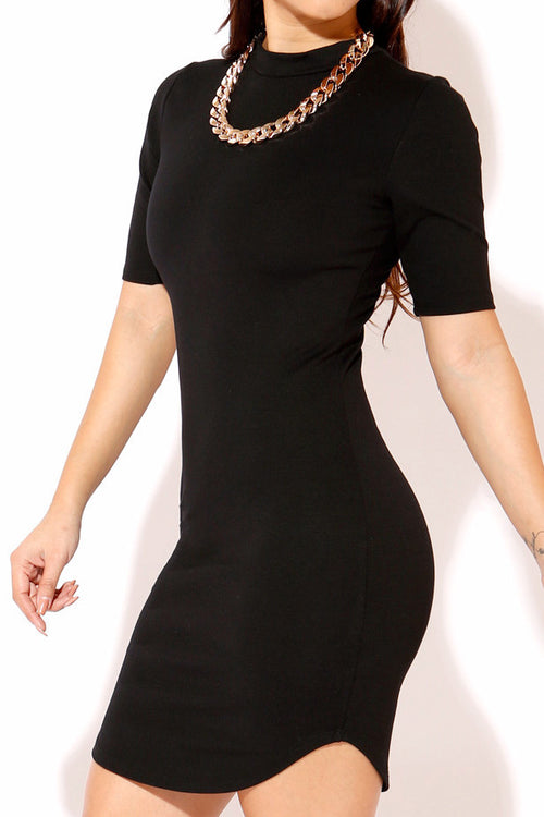 Paige Black Tunic - Fashion Effect Store  - 2