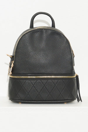 Fresh Take Backpack  Black