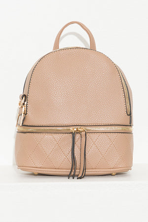 Fresh Take Backpack  Nude