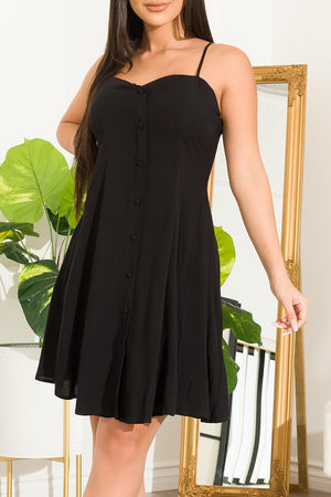 Andy Dress Black - Fashion Effect Store