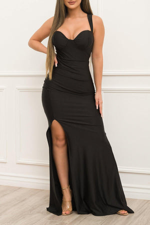 Gia Dress Black