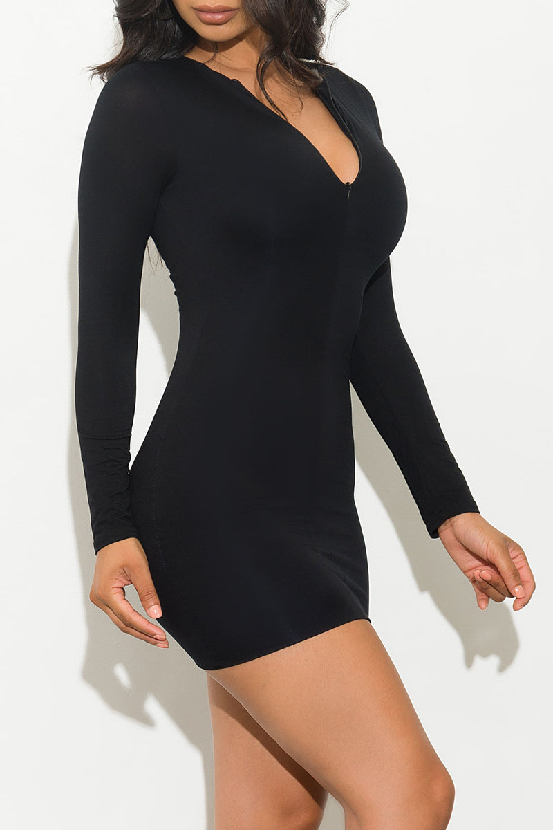Cameron Dress Black