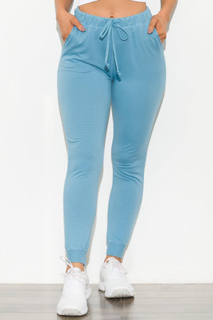 Keep It Going Jogger Topaz Blue