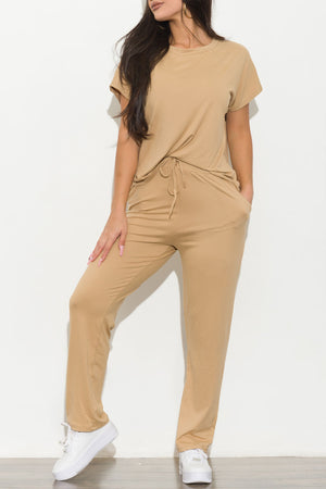 Beyond Basic Set Khaki