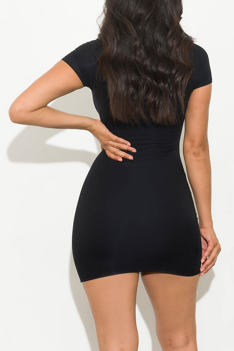 Alexa Dress Black
