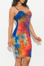 Jessa Dress Tie Dye
