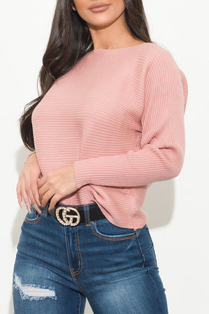 Valence Sweater Pink