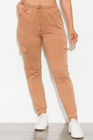All You Need Jogger Khaki