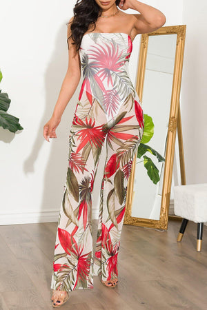 In Paradise Jumpsuit Ivory
