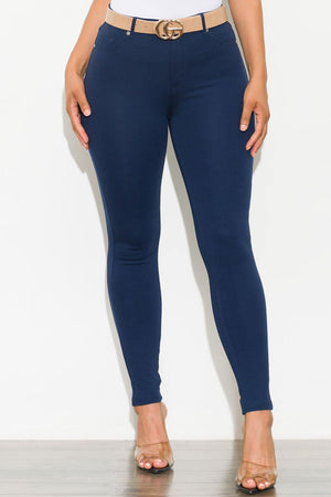 Abby Pants  Navy