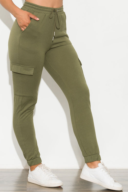 All You Need Jogger Olive