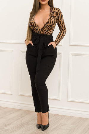 Briana Bodysuit - Fashion Effect Store