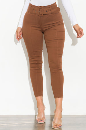 Most Wanted Pants Chocolate