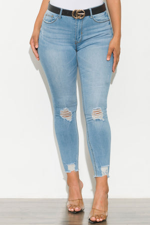 Flirty Moves Jeans