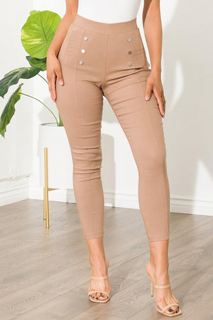Most Wanted Pants Khaki