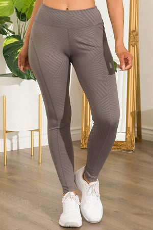 Adelle Leggings Grey