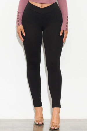 Peyton Pants Black - Fashion Effect Store