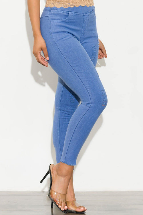 Alinna Pants Blue