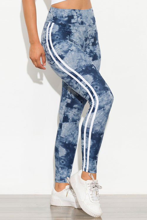 Irreplaceable Leggings Blue