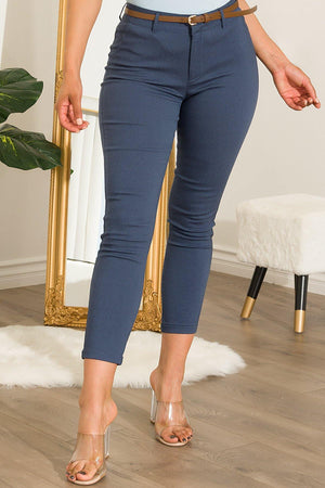 Bonny Pants  Denim Blue