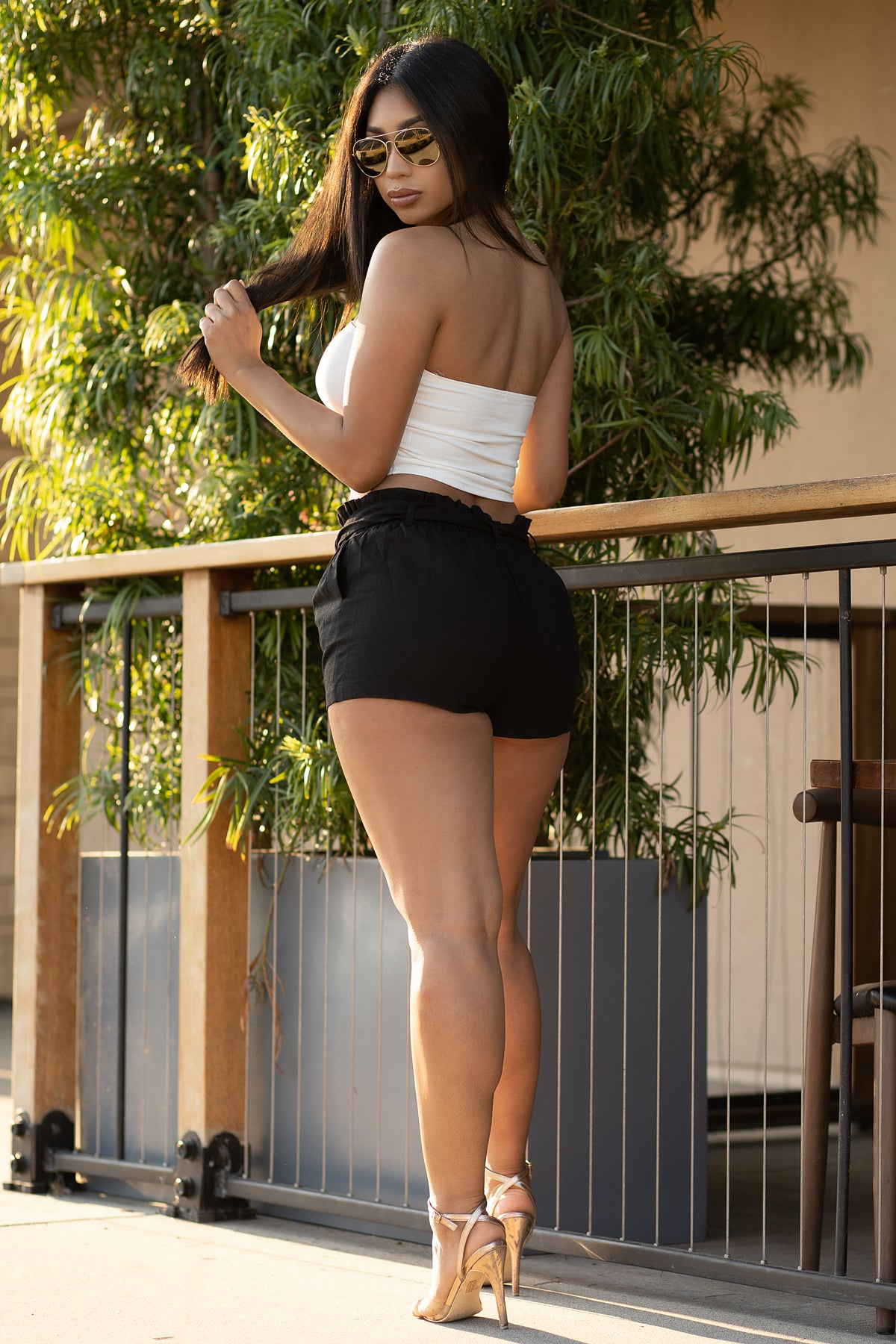Willow Shorts- Black
