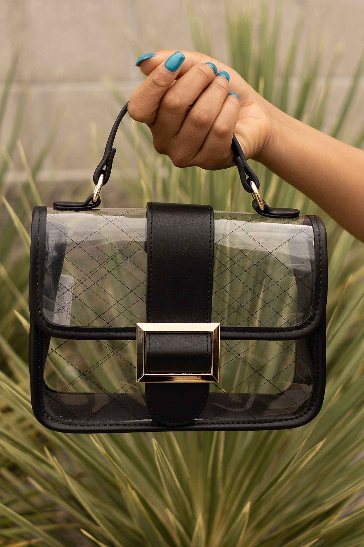 Layla Bag- Clear