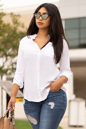 Yessica Blouse - White