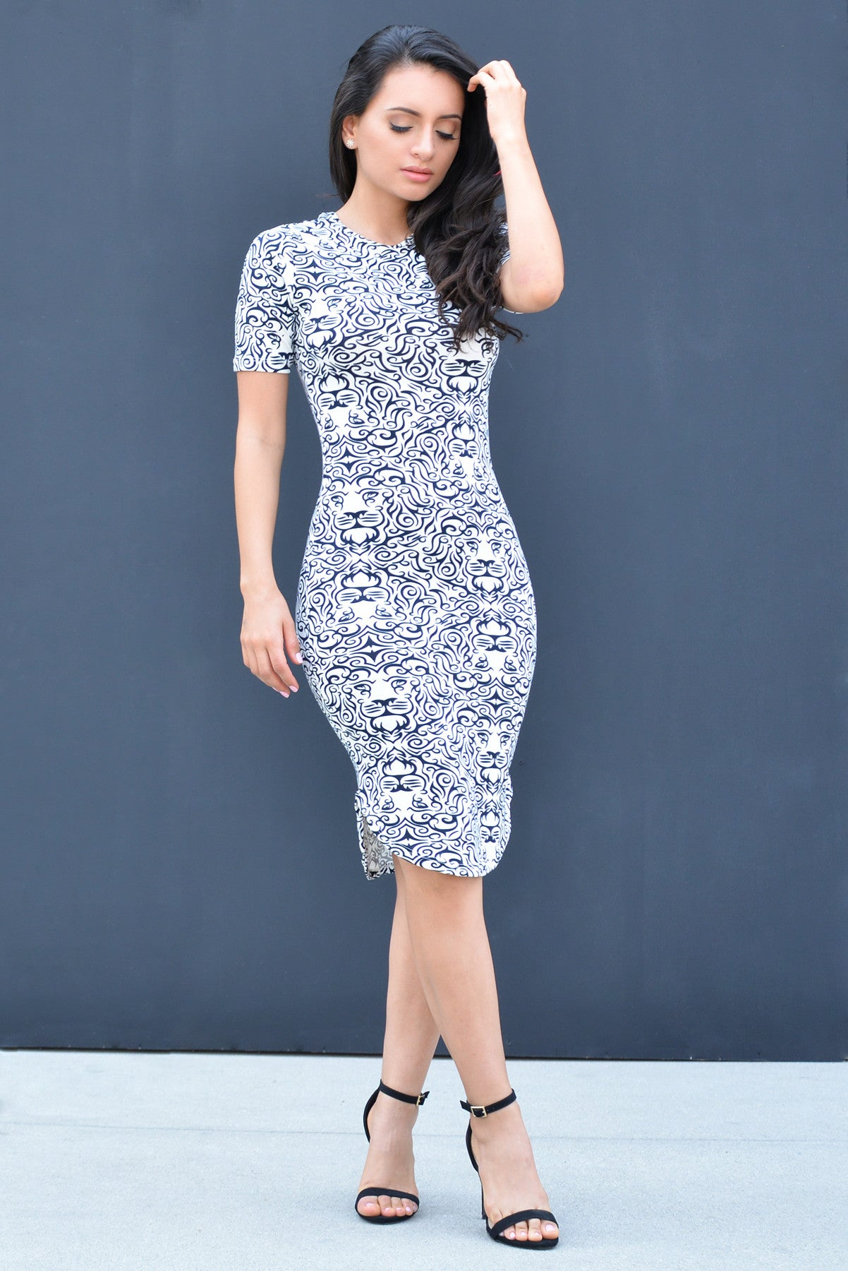 Yazz Dress - Fashion Effect Store  - 3