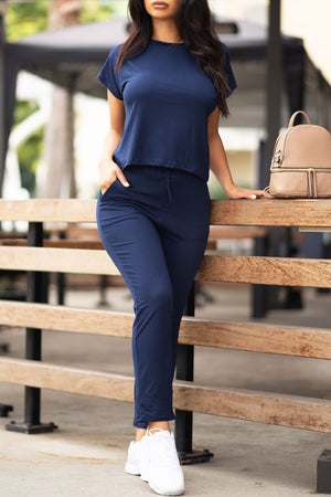 Beyond Basic Set Navy