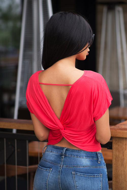 Fiona Top - Red