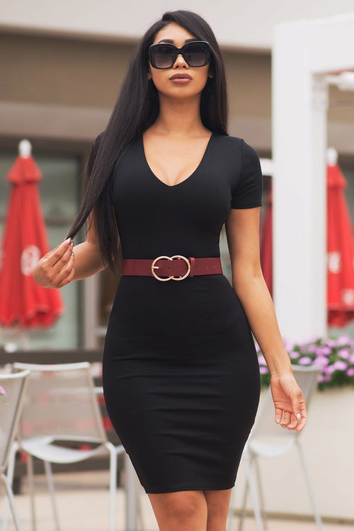 Wendolyn Dress - Black