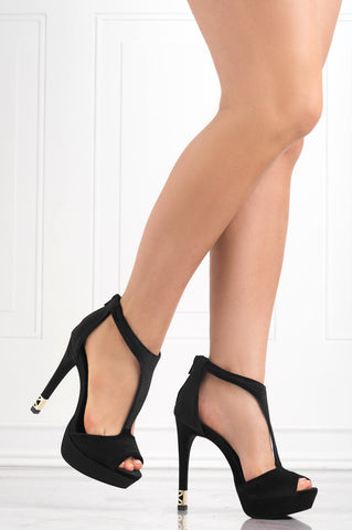 Appearance Black Heels - Fashion Effect Store  - 2