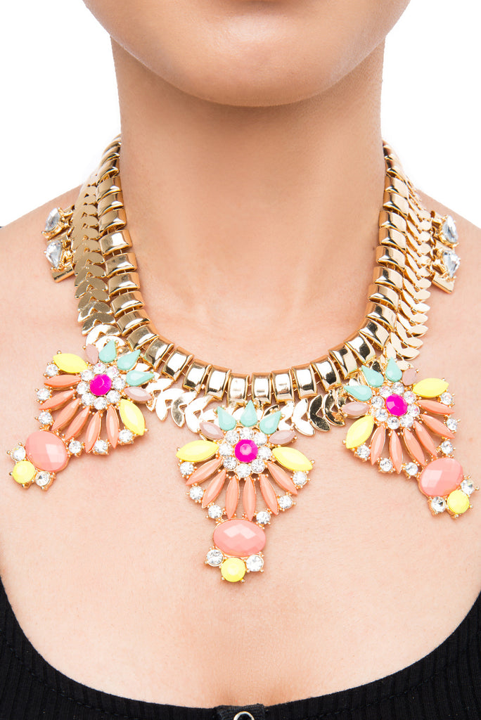 Giovanna Necklace - Fashion Effect Store